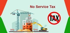 No Service Tax on Under Construction flat in Delhi. #servicetax #tax #underconstruction More info @ https://www.moneydial.com/no-service-tax-on-under-construction-flat-in-delhi/