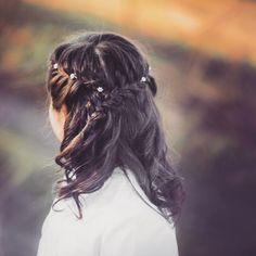 Portrait Hair Child