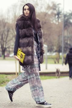 the best of Milan streetstyle | The Work I love