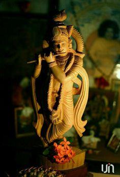 Krishna Flute, Krishna Hindu, Krishna Statue, Bal Krishna, Jai Shree Krishna, Cute Krishna, Radhe Krishna, Iskcon Krishna, Hindu Deities