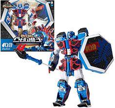 Geo Mecha Captain Dino Stegotank Transformer Robot Toy Action Figure