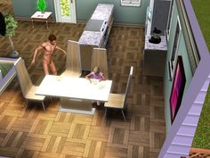 Tumblr of hilarious Sims screenshots and glitches