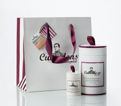 Cuberdons are traditional Belgian sweet born in the 19th century. Cuberdons Léopold is a yound and modern brand of cuberdons that wants to modernize the product but also keep the vintage image by using graphical elements such as purple stripes that remains the beach huts of the Belgian seaside. The drawing face is reproduction of the face of King Léopold 1st, first king of Belgium, who has marked the independance of the Kingdom of Belgium in 1831, a period when cuberdon has been invented…