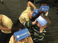 These Two School Districts Are Teaching Through Virtual Reality