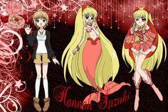 Red Pearl Voice Hannah Suzuki by SumatraDjVero on DeviantArt Mermaid Melody, Mermaid Princess, Anime Mermaid, Mermaid Art, Oc Manga, Manga Anime, Inuyasha Fan Art, Character Art, Character Design