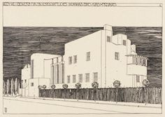 Charles Rennie Mackintosh (1868-1928гг). - Музей рисунка