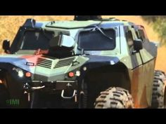 Combat Guard 4x4 Armored Vehicle | HiConsumption