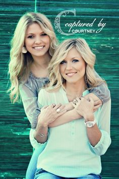 Mother-Daughter Photography Session {Captured by Courtney}