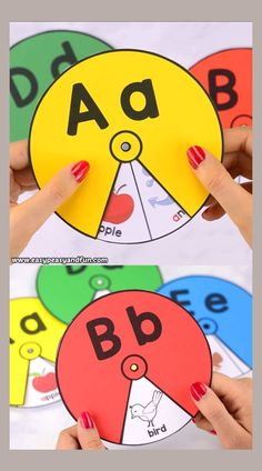 Preschool Letters Game - Such a fun Preschool Alphabet Activity Kids Education Activities Kids fun and educational ideas. Tips for teaching kids to learn the alphabet and reading. Free printables, information, tips and Preschool Learning Activities, Preschool Activities, Teaching Kids, Preschool Printables, Body Preschool, Printable Activities For Kids, Toddler Preschool, Home School Preschool, Kindergarten Literacy Centers