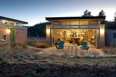 life in new mexico | Indoor-outdoor living in New Mexico | Virtual dream home