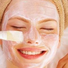 If your facial skin is covered with blackheads and large pores, get rid of them with egg whites. Beat the eggs until they foam. Do not use a beater, the good old way of using a fork to beat is the best way in this case. Gently, apply the foam on your face and let it stay there for at least 20 minutes. Next, use a warm wet cloth and gently wipe away the mask from your skin. This mask helps in tightening pores and forces the blackheads out.