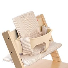 Stokke Tripp Trapp Cushion Beige Stripe ** You can get additional details at the image link.