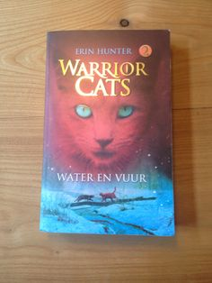 Warrior cats -water en vuur