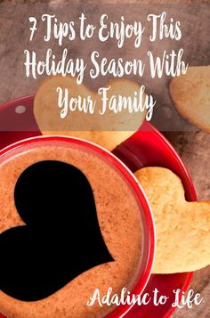 Christmas holiday tips to help you and your family enjoy all the moments this holiday season