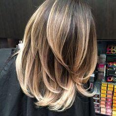 balayage medium hair - Google Search