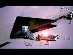 THE BLACK TRIANGLE | MILITARY TR3-B or UFO? | Part 1. UFO's - Alien or Man Made? - YouTube