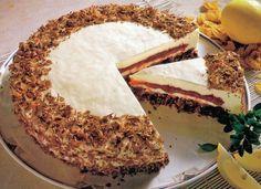 Torta s brusnicami