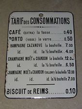 French Signs, Store Signs, Food Truck, French Vintage, Champagne, Enamel, Printables, Deco, Kitchen