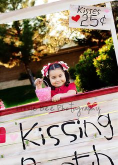 kissing booth :)