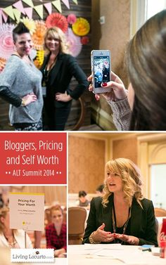 Blogging Tips, Self Worth and ALT Summit 2014 Recap by Amy Locurto at LivingLocurto.com Living Locurto ~ A DIY Craft and Party Lifestyle Blog