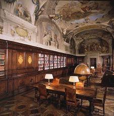 Umberto I Library - General history