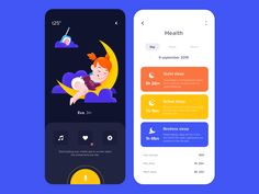 Mobile App - Baby Monitor designed by Outcrowd . Connect with them on Dribbble; Mobile App Ui, Mobile App Design, Ios, Web Design, Delivery App, Baby Images, Branding, Baby Monitor, User Interface Design