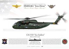 """CH-53D """"Sea Stallion"""""""