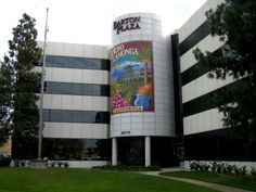 Barton Plaza Office Building In Rancho Cucamonga Rancho Cucamonga  California, Mountains, Alta Loma,