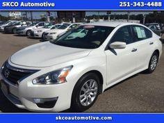 2014 Nissan Altima $0