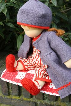Eileen by Fabrique Romantique, via Flickr