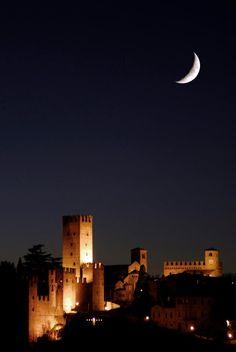 Castell'Arquato - Emilia Romagna, ITALY