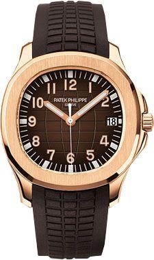 Patek Philippe Men's Aquanaut Rose Gold 5167R-001