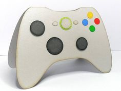 Game Controller Card by BirdsCards - Cards and Paper Crafts at Splitcoaststampers