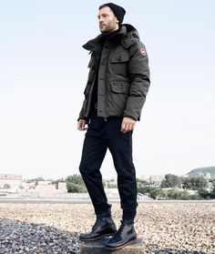 Men's Boxing Day Walk Outfit Inspiration