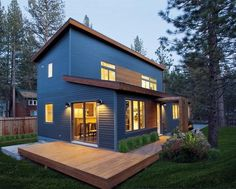 8 Prefab Homes That Blend Creativity and Sustainability - Prefab Design, Modular Building, Panels, Structural Insulated Panels, Design - residentialarchitect Magazine