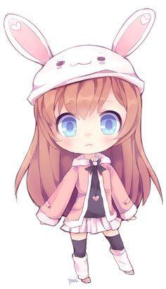 Cute Anime Girl Chibi – Learn All About Cute Anime Girl Chibi From This Politician Chibi Kawaii, Loli Kawaii, Cute Anime Chibi, Kawaii Cute, Manga Anime, Manga Girl, Anime Art, Kawaii Drawings, Cute Drawings