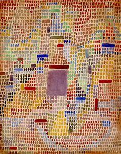 Mit Dem Eingang, 1931 - Paul Klee