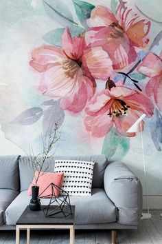We love this Colorful Watercolor Mural Wallpaper. And were sure youll love it too. Read below for more details. But before that, remember: * We