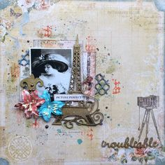 Blue Fern Studios: Memoires Inspiration with Cathi