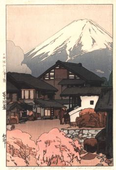 24 Japanese Woodblock Prints That Will Take Your Breath Away