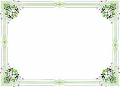 Borders And Frames, Boarders, Herbs, Wreaths, Crafts, Beautiful, Decor, Facebook, Manualidades