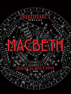 Macbeth, Lincoln Center Theatre 2013/14 starring Ethan Hawke and Anne-Marie Duff