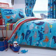 Kids Ocean Bedding Whole Home Kids Tm Mc Sea Creatures