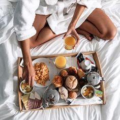 breakfast meal goals. flat lay
