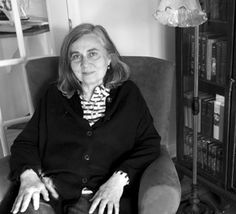Marilynne Robinson, author. I really don't know if I can express just how obsessed with her books I am.