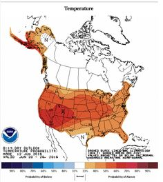 8-14 day temp outloo