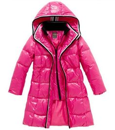 41.85$  Watch more here - http://ai6jj.worlditems.win/all/product.php?id=2031744642 - Winter jacket for girls brand design medium long duck down coats fashion kids girls thick warm parkas zipper jacket with a hood