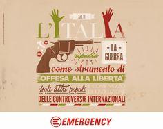#EMERGENCY #IORIPUDIOLAGUERRA