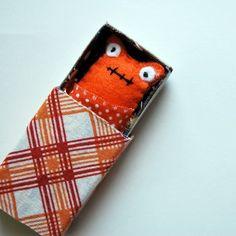 matchbox monster.  cute!