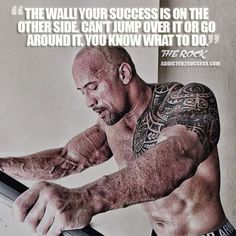 Dwayne Johnson - Dont Give Up Motivation Quote http://addicted2success.com/quotes/24-dwayne-johnson-motivational-picture-quotes/